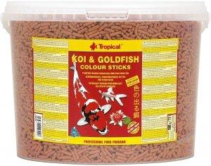 Trop. Pond 40357 Koi&Goldfish Colour stick 11l wia