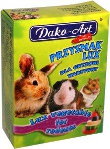 Dako-Art 332 Przysmak Lux warzywny 40g -przysmak