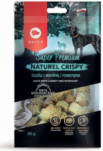 Maced 0665 Naturel Crispy Kaczka Marchew 80g