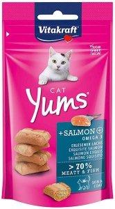 Vitakraft 7266 CAT YUMS 40g Salmon