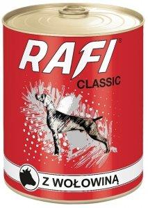 Rafi 3923 Classic 800g z wołowiną dla psa