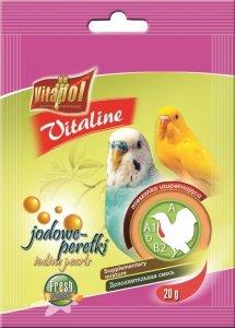 ZVP-2143 VITAPOL Vitaline Jodowe Perełki