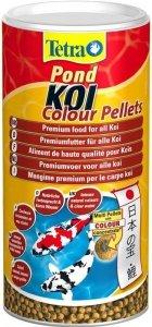 Tetra 203501 Pond KOI Colour Pellets 1L