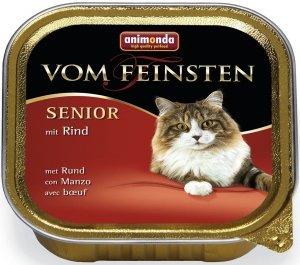 Animonda 83857 Vom Feinsten Senior Wołowina 100g