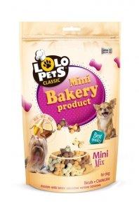 Lolo 80930 Ciastka dla psa mini mix 2kg