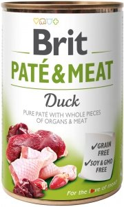 Brit Care Pate&Meat Duck 400g