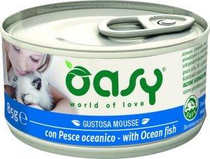 OASY 2917 Mousse Ryby oceaniczne 85g