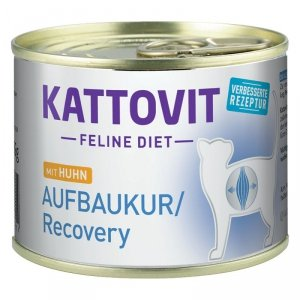 Kattovit 78061 Recovery Kurczak 185g puszka