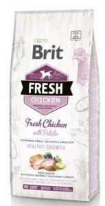 Brit Fresh 0717 Puppy 12kg Chicken & Potato
