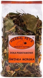 Herbal Pets 4029 Zioła podst. Świńka morska 100g