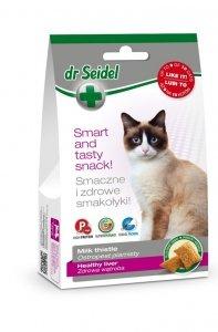 Dr Seidel 1674 Smakołyki d/kotów zdr. wątroba 50g