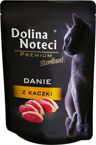 Dolina Cat 3213 Sterilised Kaczka 85g saszetka