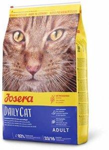 JOSERA 9844 Catfood DailyCat Grainfree 400g