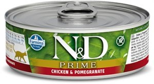 ND Cat 2055 Prime Adult 80g Chicken&Pomegranate