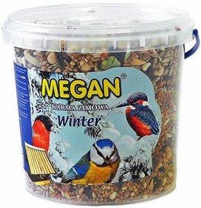 Megan ME23 Karma dla ptaków zimujących 1 l/710g