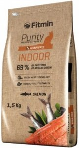 Fitmin Cat 1,5kg Purity Indoor