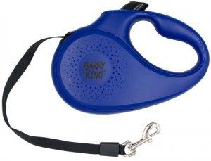 Barry King 17012 Smycz auto M tape 5m niebieska