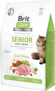 Brit Care Cat Grain Free Senior 400g