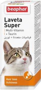 Beaphar 12498 Laveta Super dla kota 50ml