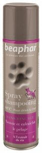 Beaphar 13026 Suchy Szampon pies kot w spray 250m