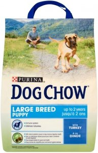 Purina 7841 Dog Chow 2,5kg Puppy Large Breed