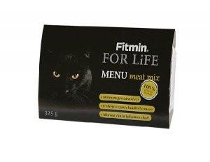 Fitmin For Life 9718 Menu meat 325g dla kota