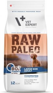 Raw Paleo Vet 1897 Adult Large Turkey 12kg