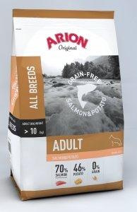 Arion 9610 Grain Free Salmon Potato 12kg