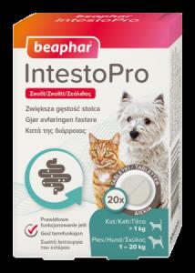 Beaphar 14133 Intestop tab wspomaga funkcje jelit