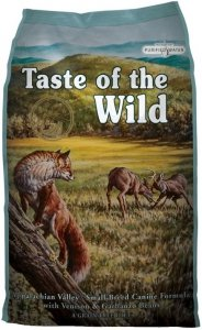 Taste of the Wild 4394 Appalachian Valley 12,2kg
