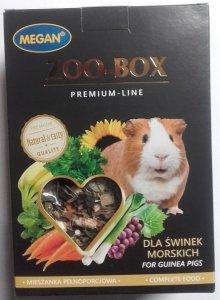 Megan ME203 Zoo-Box dla świńki morskiej 550g