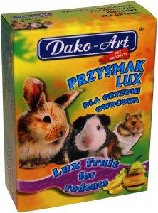 Dako-Art 334 Przysmak Lux owocowy 40g -przysmak
