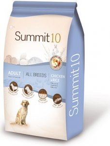 Summit10 Adult 15kg Chicken & Rice 26/12