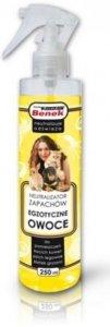 Benek 6694 Neutralizator spray 250ml egzoty owoce