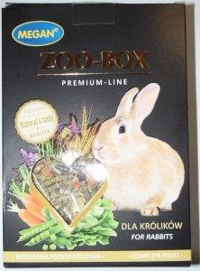 Megan ME201 Zoo-Box dla królika 420g