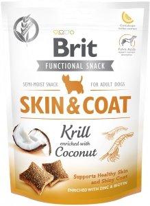 Brit Care Dog Functional Snack Skin&Coat 150g