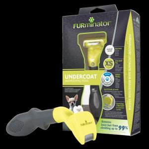 FURminator 144205 dla psów krótkowłosych XS