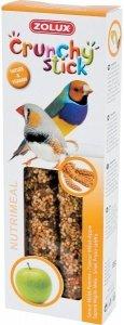 Zolux 137115 Crunchy Stick ptaki egz proso/jab 85g
