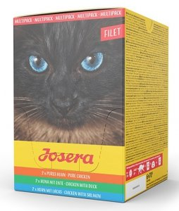 JOSERA 1803 Multipack Filet 6x70g