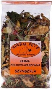 Herbal Pets 4425 Karma ziołowo-owoc szynszyl 150g
