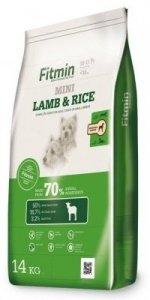 Fitmin Dog 14kg Mini Lamb & Rice