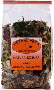 Herbal Pets 4531 Natura szczura karma ziołowa 150g