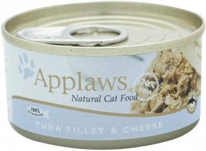 Applaws 2007 Cat Tuna and Cheese 156g puszka