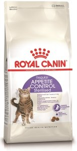 Royal 228070 Sterilised Appetite Control 10kg