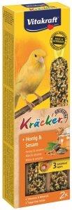 Vitakraft 2474 Kracker Miód Sezam Kanarek 2szt