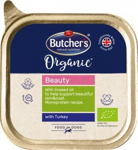 Butcher's 4690 Organic Beauty Indyk 150g