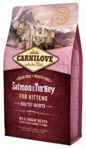 Carnilove Cat 2232 Kitten Salmon&Turkey 400g
