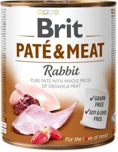 Brit Care Pate&Meat Duck 800g