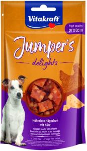 Vitakraft 6093 Jumpers Delights kurczak/jabłko 80g