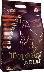 TropiDog 56016 Super Adult M&L Chicken&Salmon 3kg